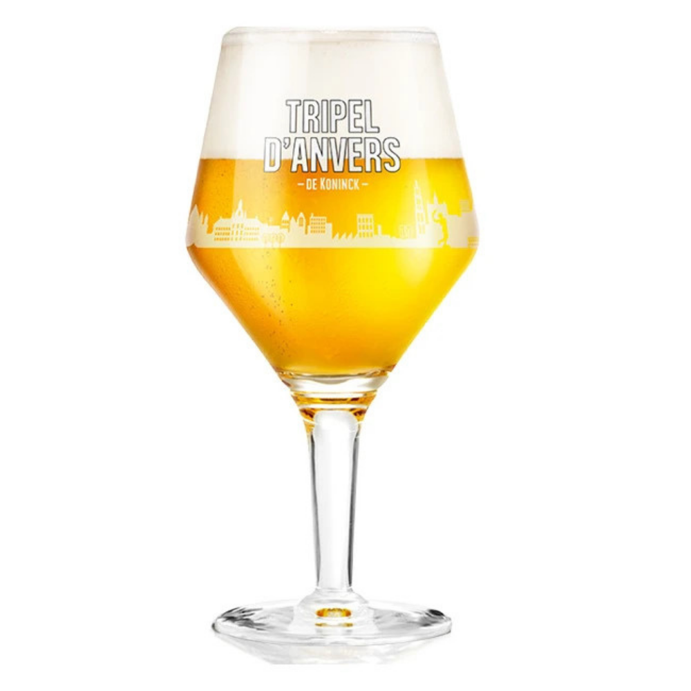 Tripel D'Anvers Beer Glass 0.33cl