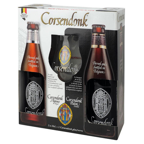 Corsendonk Gift Pack (2 x 33cl + Glass)