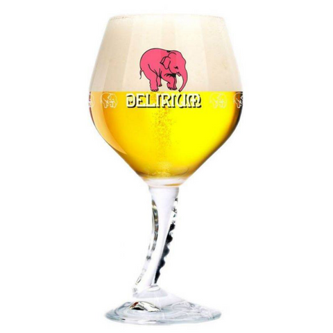 Delirium  Glass 0.33cl