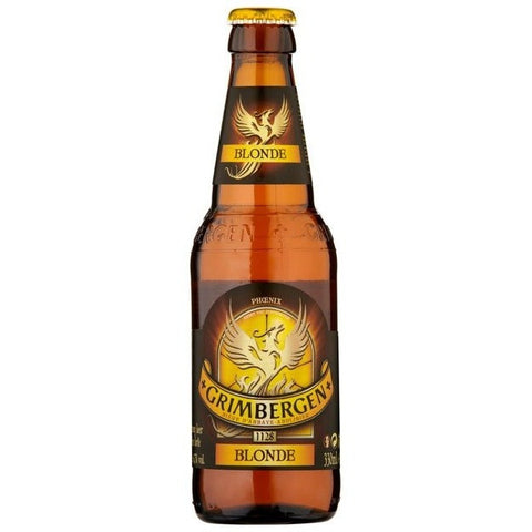 Grimbergen Blond - The beer shop by Moondog's