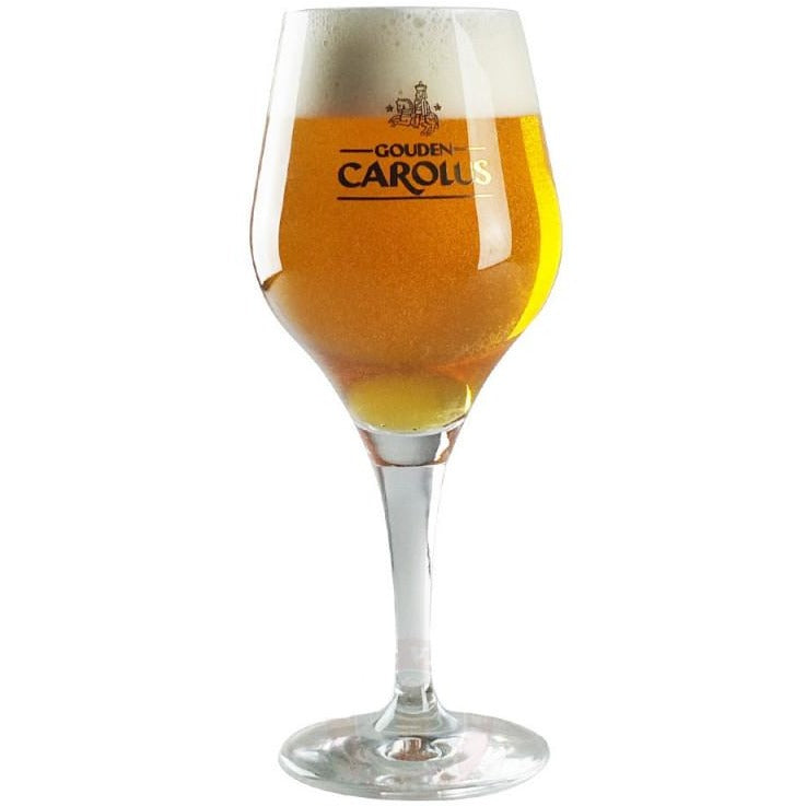 Gouden Carolus Glass 0.33cl - The beer shop by Moondog's