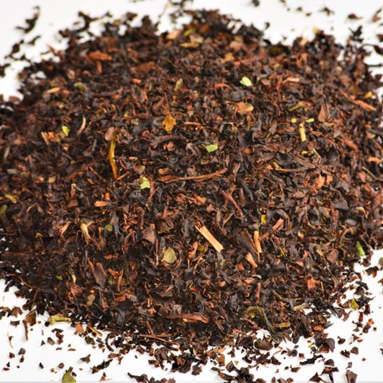 Organic Loose Leaf Dunsandle Black Tea