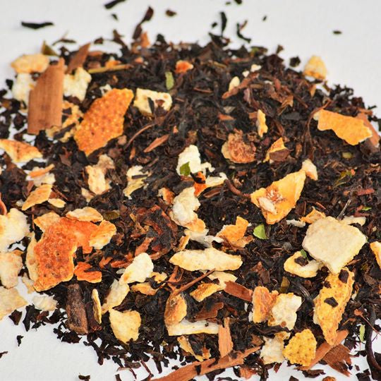 Black Tea Blend - Orange Spice