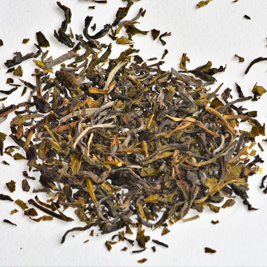 Organic Loose Leaf Pin Ho Jade Green Tea