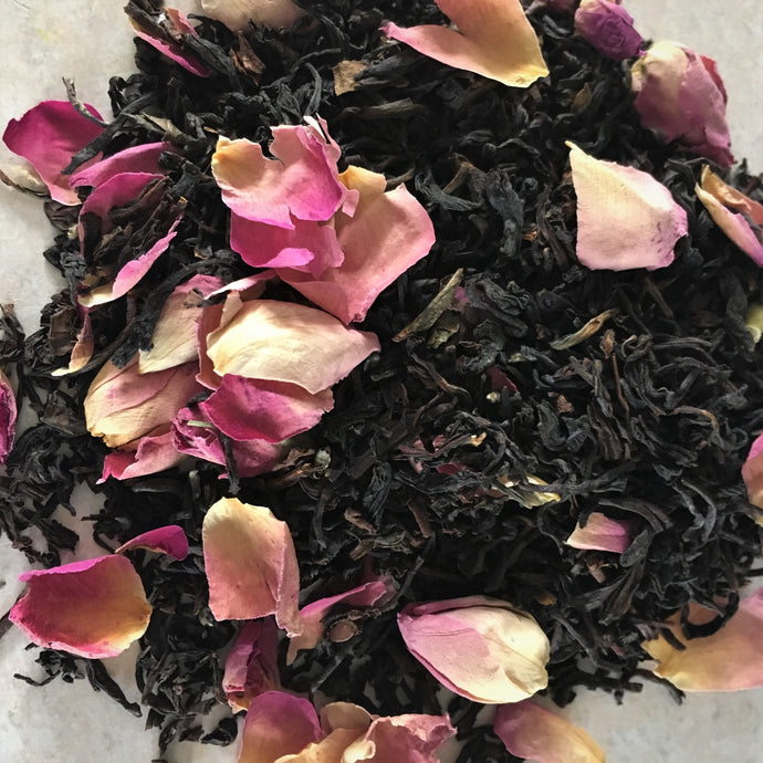 Black Tea Blend - Summer Blush