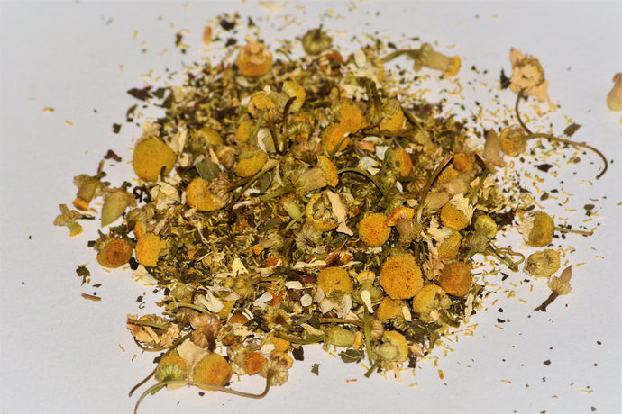 Chamomile and Peppermint - Special Blend