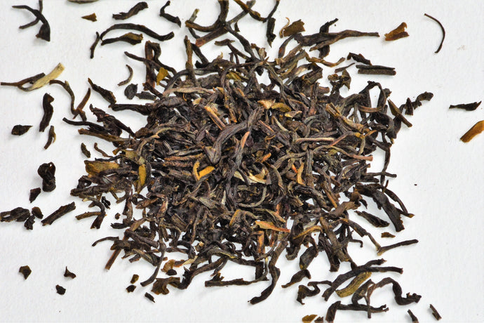 Organic Loose Leaf Jasmine Green Tea