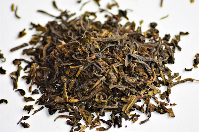 Organic Loose Leaf Oothu Green Tea