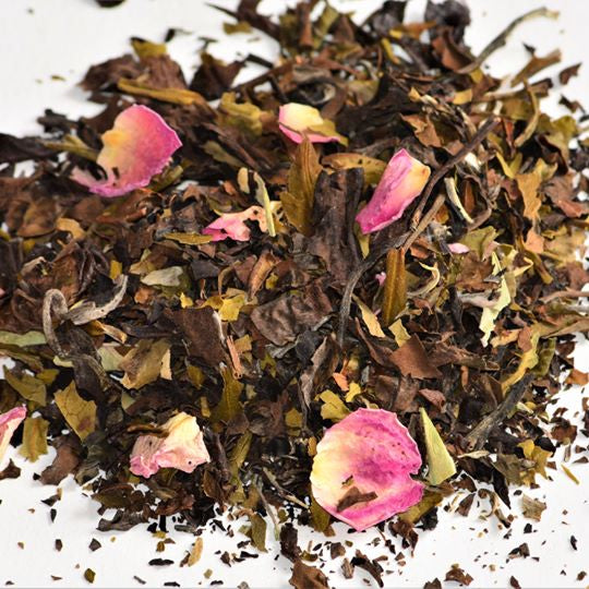 Roseblush - Organic White Tea Blend