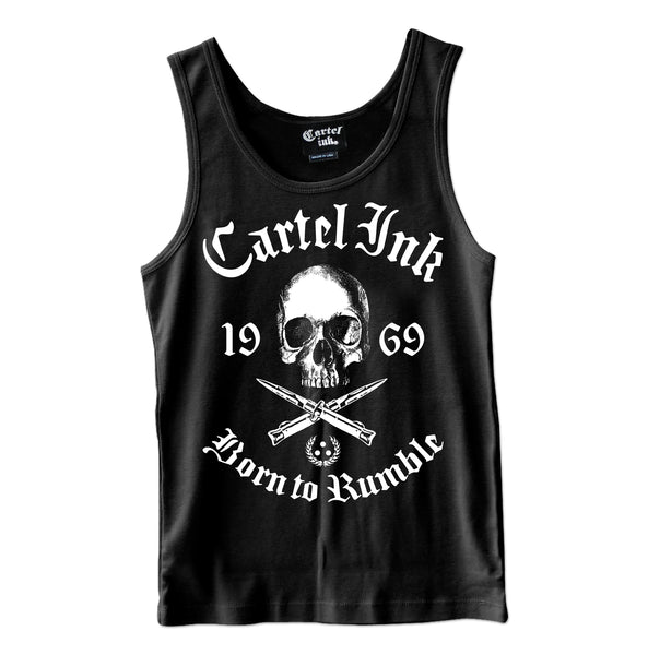 Men's Born To Rumble Tank