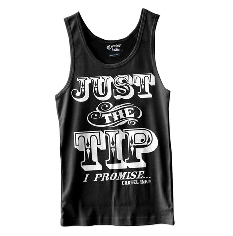 Men's Just The Tip Tank