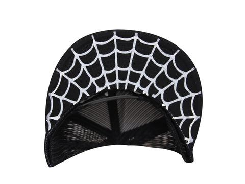 Heathen Spiderweb Trucker Hat