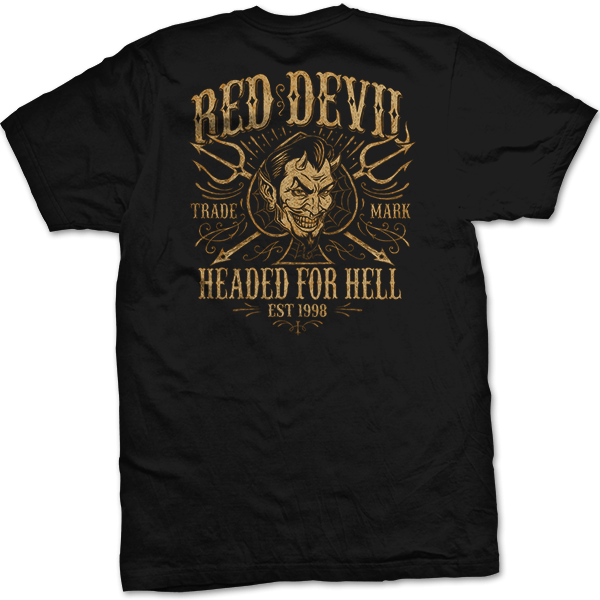 Men's Headed to Hell T-Shirt