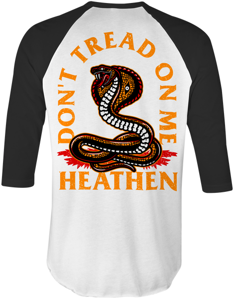 Don't Tread On Me Raglan