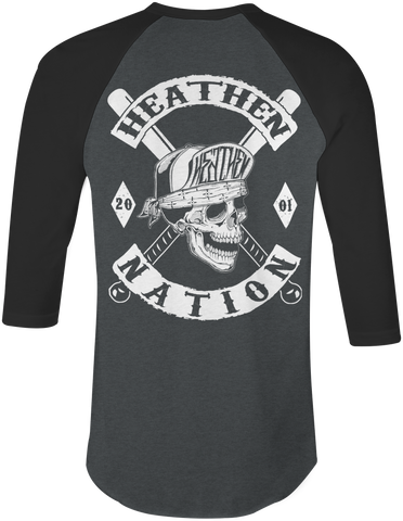 Men's Heathen Nation Raglan