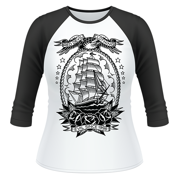 Women's Mariner Raglan