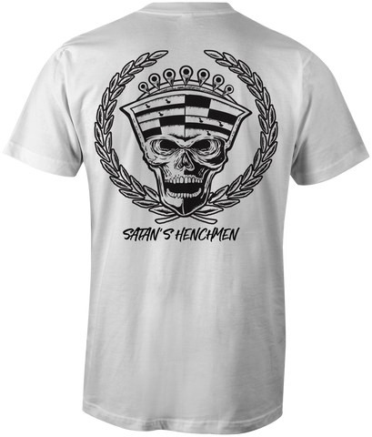 "Satan's Henchmen ""Crest"" T-Shirt"