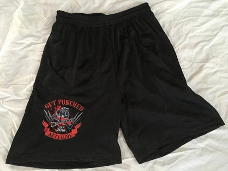 Men's Cross Bones Gym Shorts