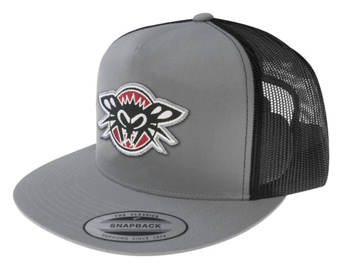Black Flys Phantom Patch Trucker