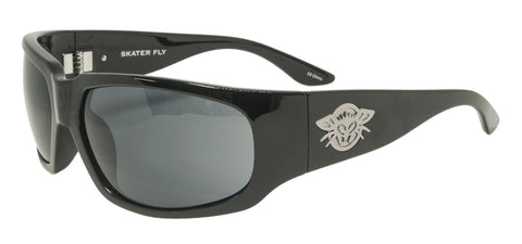 Black Fly Skater Fly Sun Glasses