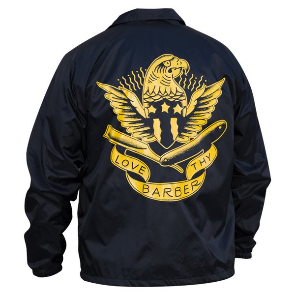 Men's Love Thy Barber Windbreaker