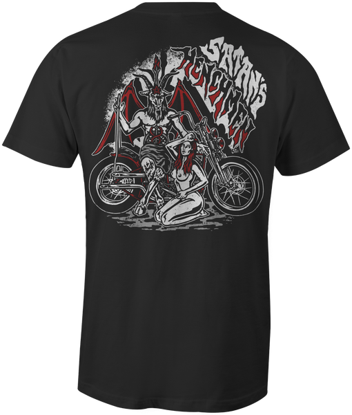 "Satan's Henchmen ""Baphomet"" T-Shirt"