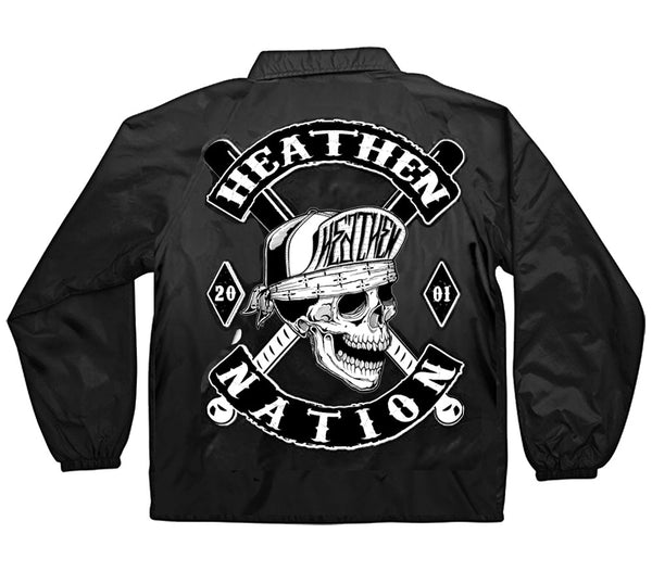 Men's Heathen Nation Windbreaker