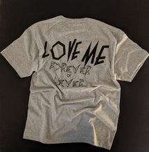 """LOVE ME"" Oversize Heavy T-Shirt"
