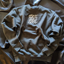 GMTDsweat CHARCOAL