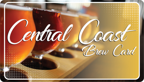Central Coast Brew Card