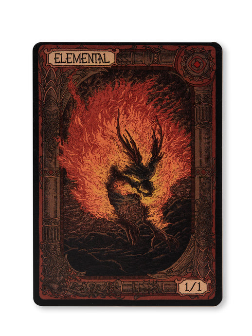 Elemental Token (Pack of 6)