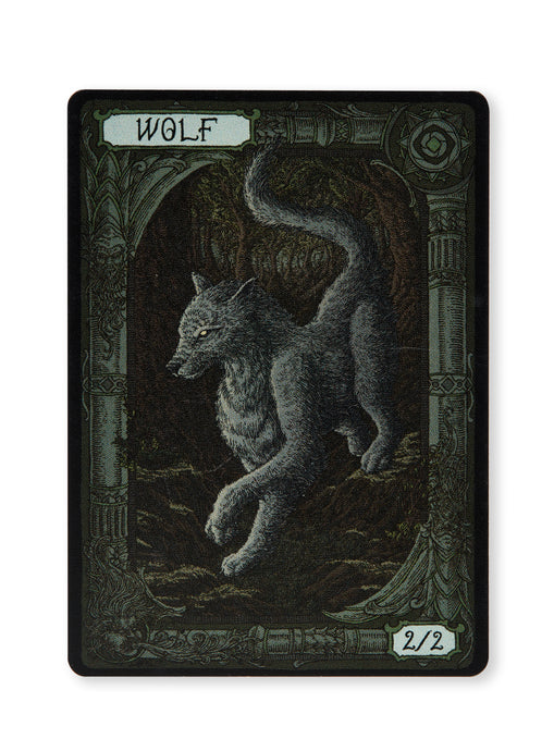 Wolf Token (Pack of 6)