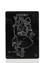 Zombie Token (Pack of 6)