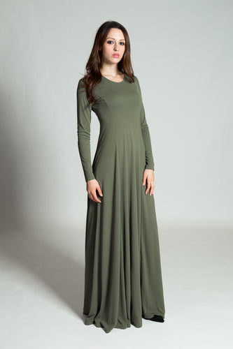 THE Ultimate Dress - OLIVE