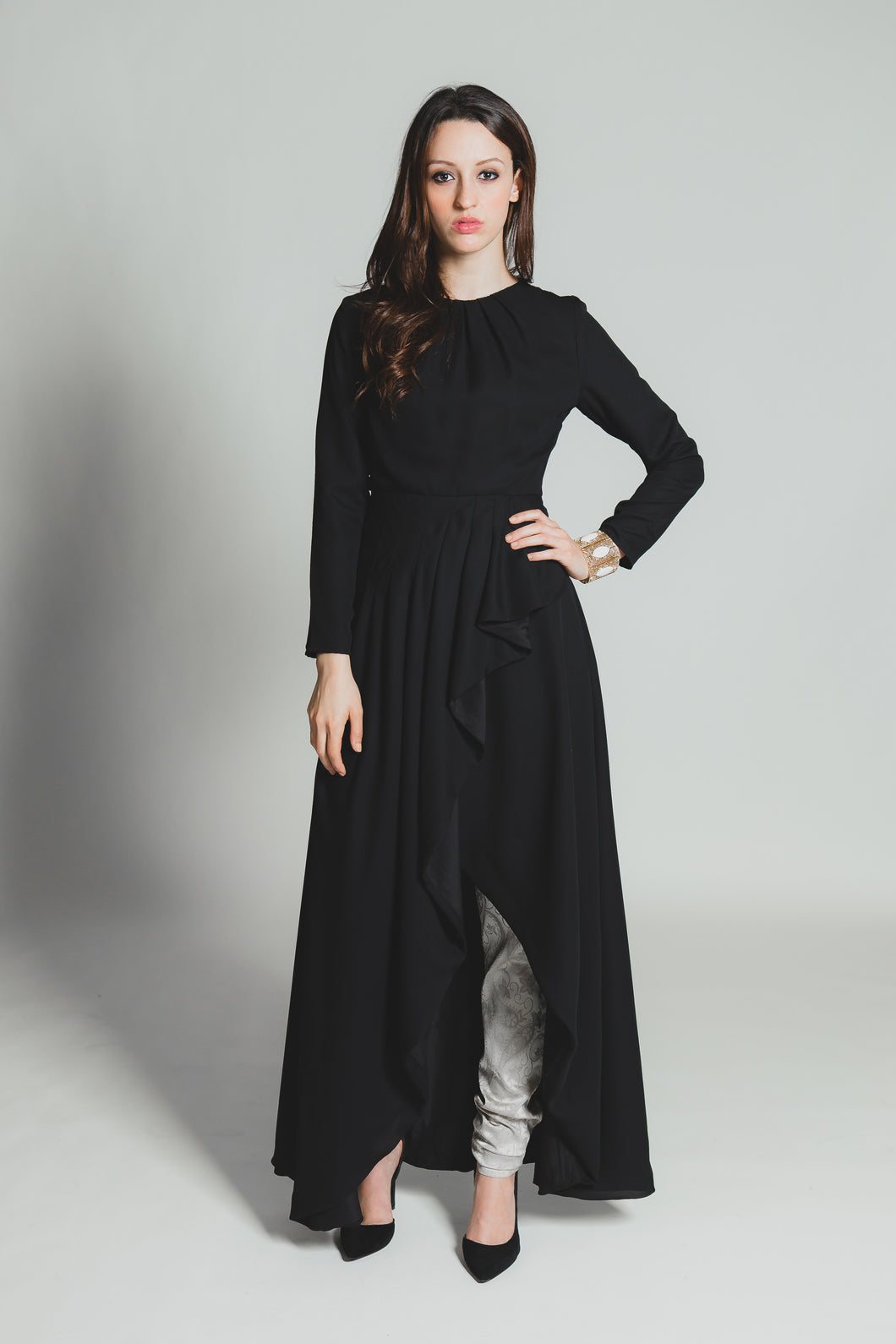Showstopper Dress - Black