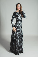 Regal Lace Dress