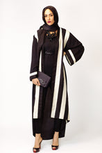 Striped Bisht