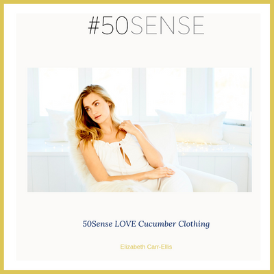 #50Sense LOVE Cucumber Clothing