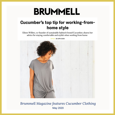 https://www.brummellmagazine.co.uk/style/cucumbers-top-tip-for-working-from-home-style/