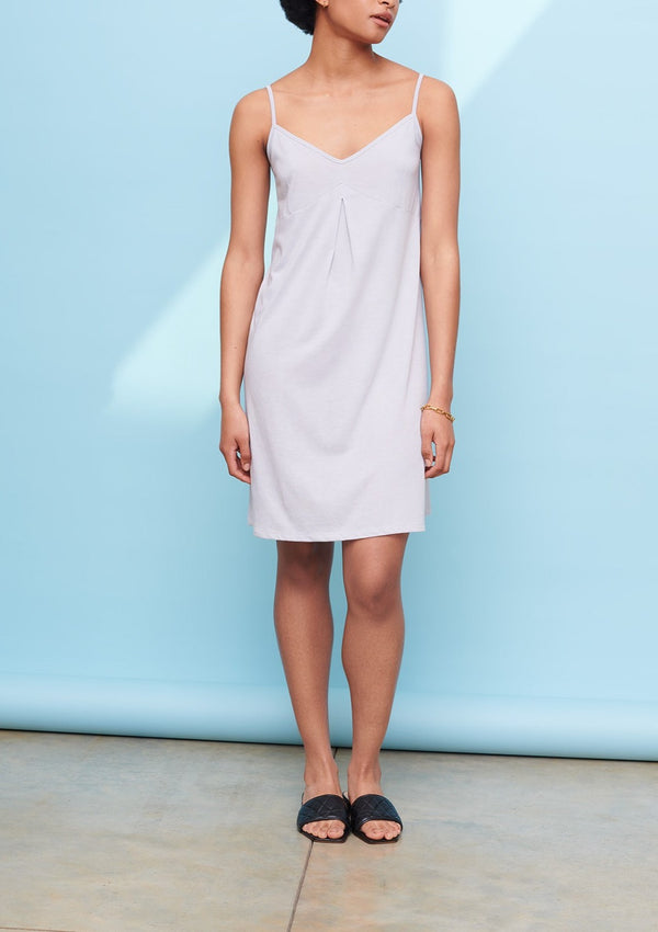 silver-cami-dress-cucumber-clothing-cooling-nightdress