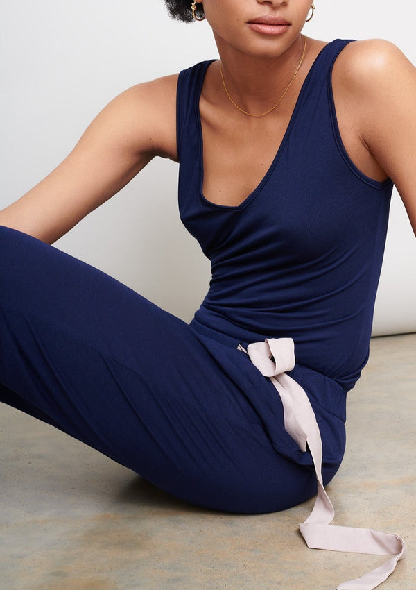 jumpsuit-ribbon-tie-sustainable-cooling-made-in-london-cucumber-clothing