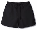 Drawstring Shorts in Black