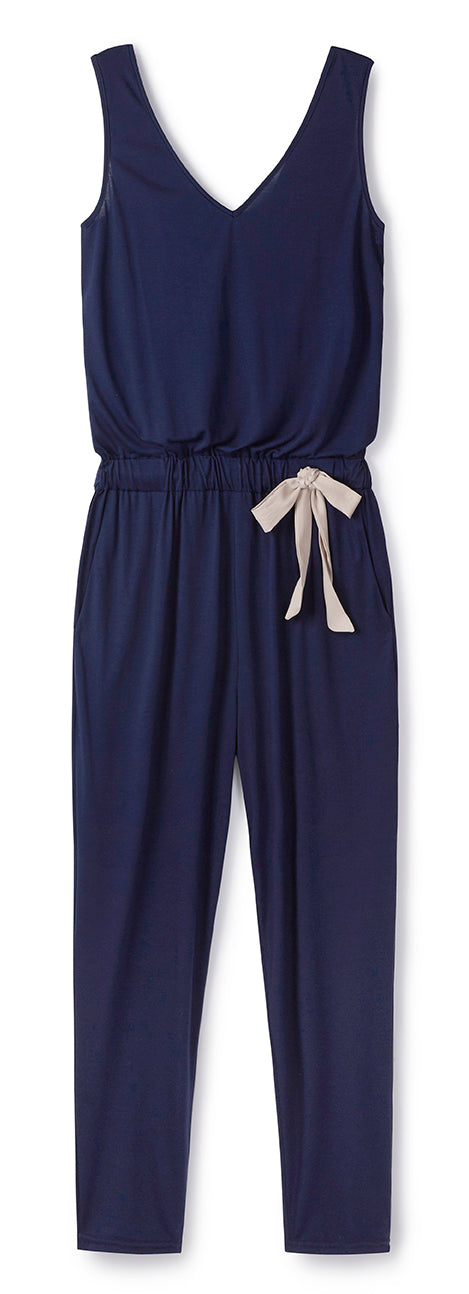 navy-ribbon-tie-jumpsuit-cut-out-cucumber-clothing