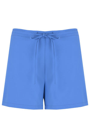 Azure Drawstring Shorts