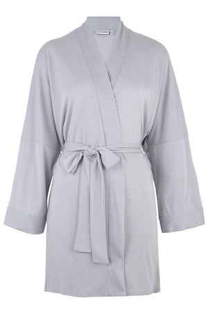 Silver Dressing Gown