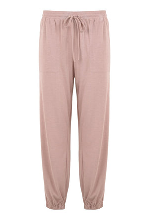 Rose Jersey Track Pant