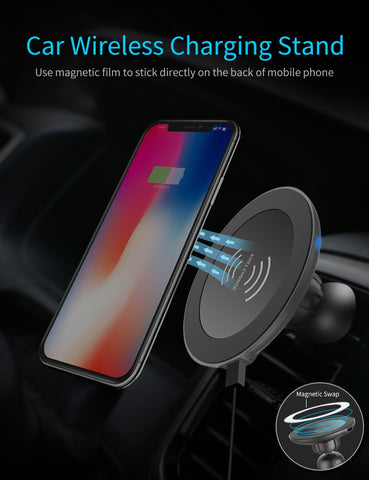 magnetic car charger