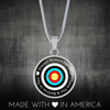 Archery Necklace (Handmade In USA)