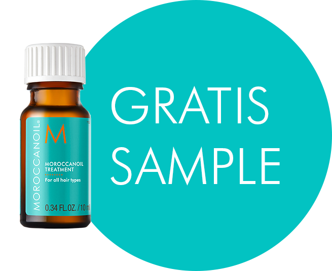 Moroccanoil Treatment 10ml als gratis sample