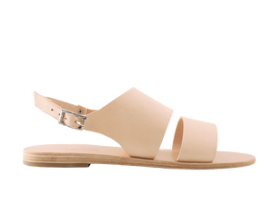 Eudokia | Natural Travel Sandal